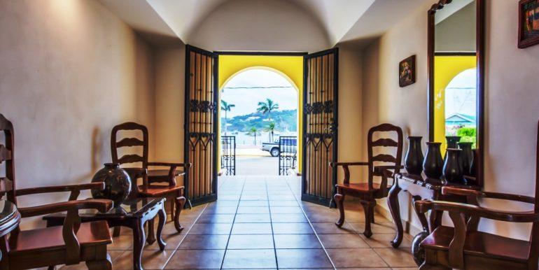 Las Palmas Colonial Style