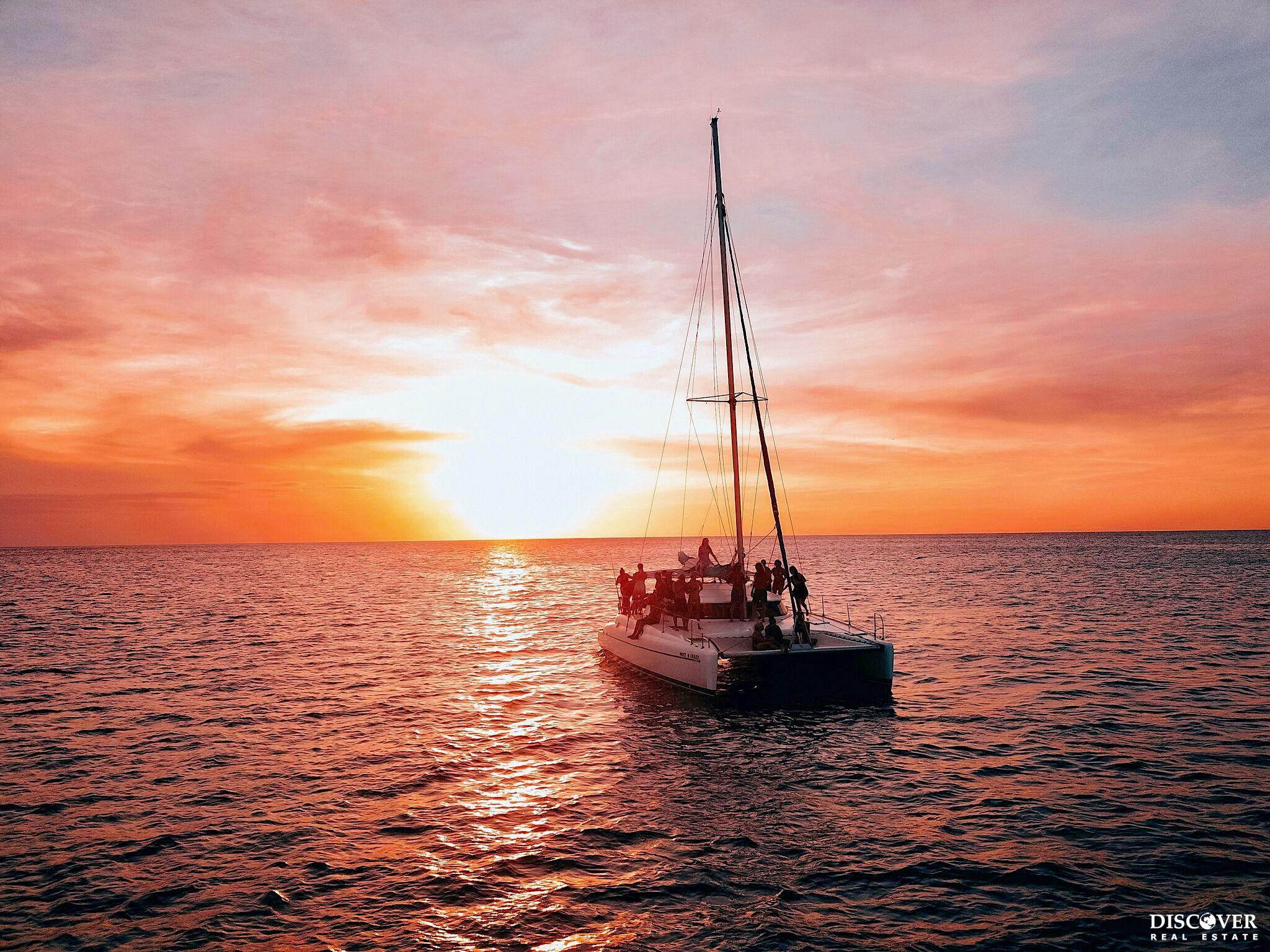 Nica Sail and Surf The Catamaran Sailing Trips